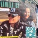 Discos de vinilo: SINGLE (VINILO) DE VANILLA ICE AÑOS 90. Lote 159062846