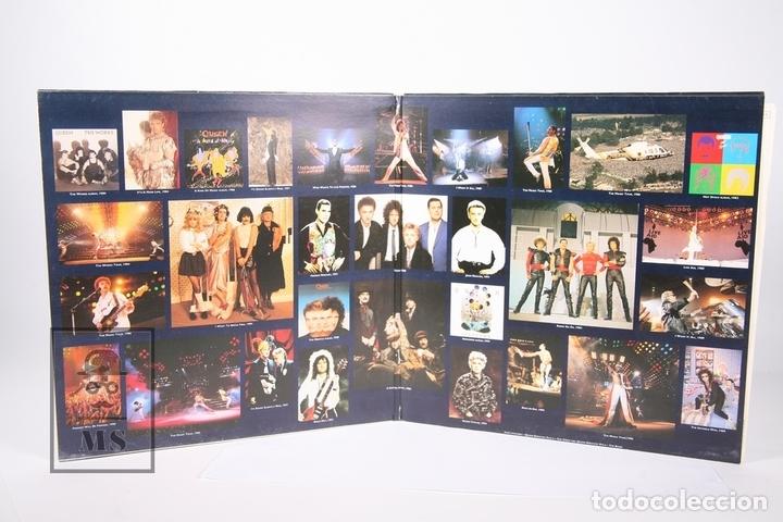 Discos de vinilo: Disco Doble LP De Vinilo - Queen Greatest Hits - EMI - Año 1991 - Con Encartes - Foto 5 - 164661793