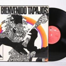 Discos de vinilo: DISCO LP DE VINILO - SEBASTIAO TAPAJOS / BIENBENIDO TAPAJOS - MPS - AÑO 1974 - PORTADA ABIERTA. Lote 159066461