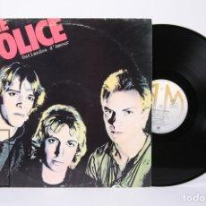 Discos de vinilo: DISCO LP DE VINILO - THE POLICE / OUTLANDOS D' AMOUR - A&M - AÑO 1979. Lote 159066542