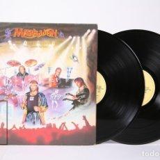 Discos de vinilo: DISCO DOBLE LP DE VINILO - MARILLION / THE THIEVING MAGPIE - EMI - AÑO 1988 - CON ENCARTES. Lote 159066601