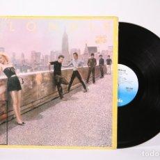 Discos de vinilo: DISCO LP DE VINILO - BLONDIE / AUTOAMERICAN - CHRYSALIS - AÑO 1980 - CON ENCARTE - MADE IN USA. Lote 159066698