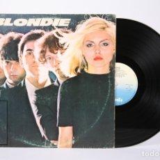 Discos de vinilo: DISCO LP DE VINILO - BLONDIE / BLONDIE - CHRYSALIS - AÑO 1977. Lote 159066741