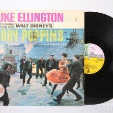Discos de vinilo: DISCO LP DE VINILO - DUKE ELLINGTON / MARY POPPINS WALT DISNEY - REPRISE - AÑO 1965. Lote 159067164