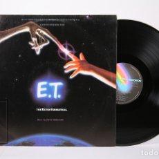 Discos de vinilo: DISCO LP DE VINILO - E.T. THE EXTRA-TERRESTRIAL / BANDO SONORA ORIGINAL - MCA - AÑO 1982. Lote 159067233