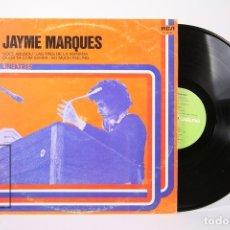 Discos de vinilo: DISCO LP DE VINILO - JAYME MARQUES / VOCE ABUSOU, LAS TRES DE LA MAÑANA - RCA - AÑO 1977. Lote 159067269