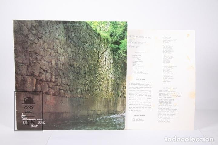 Discos de vinilo: Disco Doble LP De Vinilo - Benito Lertxundi / Zuberoa... - Elkar 1977 - Portada Abierta y Letras - Foto 5 - 159067364