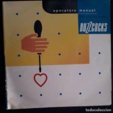 Discos de vinilo: DOBLE DISCO LP VINILO BUZZCOCKS – OPERATORS MANUAL ORIGINAL DE 1991. Lote 159073586