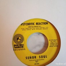 Discos de vinilo: SEÑOR SOUL PSYCHOTIC REACTION / SPOOKY SOUL FUNK 1968 ORIGINAL USA VG/VG+. Lote 159103674
