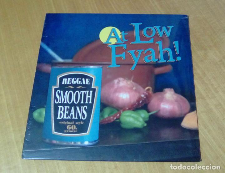 SMOOT BEANS - AT LOW FYAH! (LP LIQUIDATOR MUSIC LQ 045) PRECINTADO (Música - Discos - LP Vinilo - Reggae - Ska)