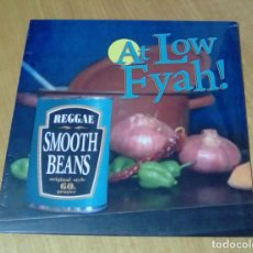 Discos de vinilo: SMOOT BEANS - AT LOW FYAH! (LP LIQUIDATOR MUSIC LQ 045) PRECINTADO. Lote 159119962