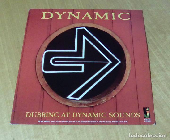 VARIOS - DUBBING AT DYNAMIC SOUNDS (LP 2007, JAMAICAN RECORDINGS JRLP027) NUEVO (Música - Discos - LP Vinilo - Reggae - Ska)
