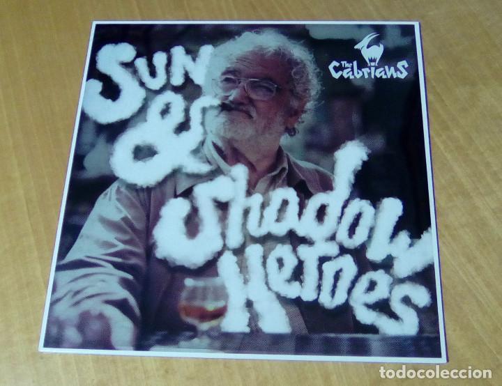 THE CABRIANS - SUN & SHADOW HEROES (LP LIQUIDATOR MUSIC LQ089) PRECINTADO (Música - Discos - LP Vinilo - Reggae - Ska)