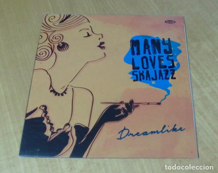 MANY LOVES SKA JAZZ - DREAMLIKE (LP 2014, CINEDELIC RECORDS CNLP 35) PRECINTADO (Música - Discos - LP Vinilo - Reggae - Ska)