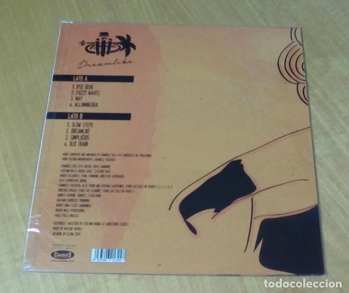 Discos de vinilo: MANY LOVES SKA JAZZ - Dreamlike (LP 2014, Cinedelic Records CNLP 35) PRECINTADO - Foto 2 - 159124930
