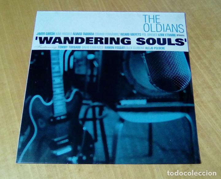 THE OLDIANS - WANDERING SOULS (LP 2011, LIQUIDATOR MUSIC LQ1004) PRECINTADO (Música - Discos - LP Vinilo - Reggae - Ska)