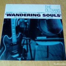 Discos de vinilo: THE OLDIANS - WANDERING SOULS (LP 2011, LIQUIDATOR MUSIC LQ1004) PRECINTADO. Lote 159125706