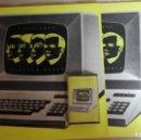 Discos de vinilo: LOTE COMPUTER WORLD DE KRAFTWERK-2 LP,S VINILO(UNO A ESTRENAR) Y UNA CINTA CASSETTE.AÑO 1981.. Lote 159143070