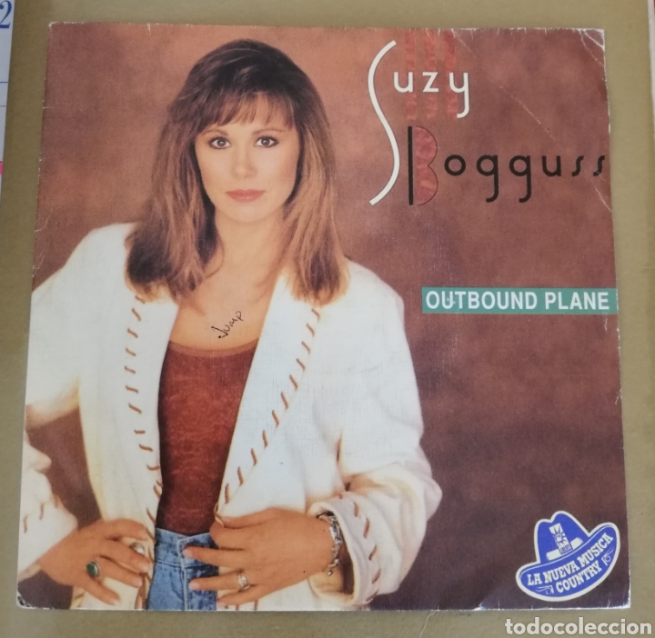 SUZY BOGGUSS - OUTBOUND PLANE (Música - Discos - Singles Vinilo - Country y Folk)