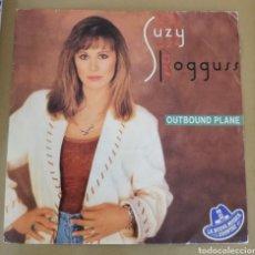 Discos de vinilo: SUZY BOGGUSS - OUTBOUND PLANE. Lote 159149873
