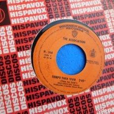 Discos de vinilo: VINILO GRABADO THE ASSOCIATIÓN, PRINCIPIO DE LOS 60, EJEMPLAR RARO. Lote 159160962