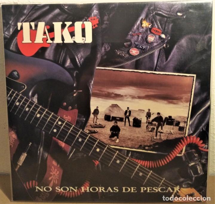 TAKO VINILO LP NO SON HORAS DE PESCAR ROCK (Música - Discos - LP Vinilo - Rock & Roll)