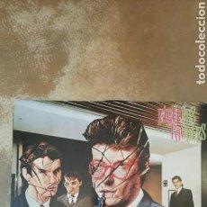 Discos de vinilo: THE FABULOUS POODLES UNSUITABLE - LP VINILO BUEN ESTADO.. Lote 159198861