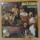 Discos de vinilo: JACKSONS - TORTURE - MAXI. Lote 159200542