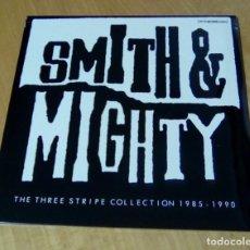 Discos de vinilo: SMITH & MIGHTY - THE THREE STRIPE COLLECTION 1985-1990 (2LP 2012, BRISTOL ARCHIVE ARC247V) PRECINTAD. Lote 159202338