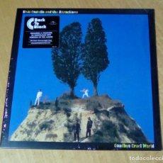 Discos de vinilo: ELVIS COSTELLO & THE ATTRACTIONS - GOODBYE CRUEL WORLD (LP 2015, BACK TO BLACK 602547331113) PRECINT. Lote 159205702