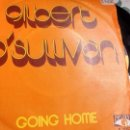 Discos de vinilo: SINGLE (VINILO)-PROMOCION- DE GILBERT O´SULLIVAN AÑOS 70. Lote 159221942