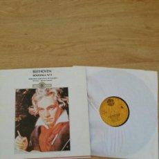 Discos de vinilo: SINFONÍA NÚMERO 5, DE BEETHOVEN. Lote 151487030