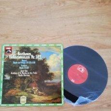 Discos de vinilo: ROMANZAS 1 Y 2, DE BEETHOVEN; RONDO Y ADAGIO, DE MOZART Y RONDO DE SCHUBERT.. Lote 151490406