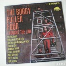 Discos de vinilo: THE BOBBY FULLER FOUR - I FOUGHT THE LAW - MUSTANG 901 - EDITADO EN U.S.A. - PRECINTADO.. Lote 159248606