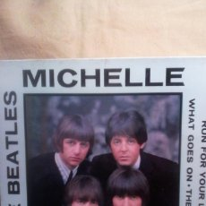 Discos de vinilo: THE BEATLES - MICHELLE .. Lote 159253878