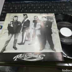 Discos de vinilo: ROCK 'N' BORDES SINGLE PRETENDO 1991. Lote 159257306