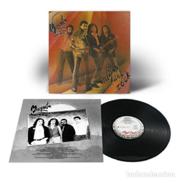LP MEZQUITA  CALIFAS DEL ROCK NUEVO PRECINTADO (Música - Discos - LP Vinilo - Grupos Españoles de los 70 y 80)