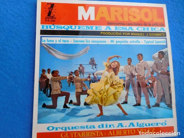 VINILO GRABADO POR MARISOL, DÉCADA DE LOS AÑOS 60, 4 CANCIONES (Música - Discos - Singles Vinilo - Solistas Españoles de los 50 y 60)