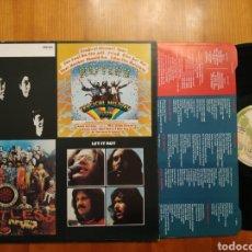 Discos de vinilo: BEATLES THE RUTTLES LP PARODIA INCLUYE LIBRETO INTERIOR ED. USA. Lote 159272394
