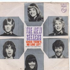 Discos de vinilo: SINGLE 1971 MADE IN SPAIN MONO - THE NEW SEEKERS. Lote 159279454