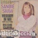 Discos de vinilo: SANDIE SHAW WIEDEHOPF IM MAI (PUPPET ON A STRING) SIEGER BEIM GRAND PRIX EUROVISION 1967. Lote 159283542