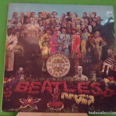 Discos de vinilo: LP THE BEATLES ‎– SGT. PEPPER'S LONELY HEARTS CLUB BAND . Lote 159294390