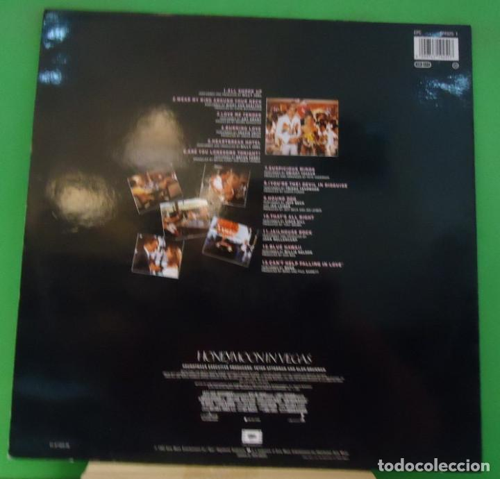 Discos de vinilo: LP Various – Honeymoon In Vegas (OST) - Foto 2 - 159295026