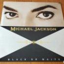 Discos de vinilo: MAXI SINGLE GRECIA BLACK OR WHITE MICHAEL JACKSON. Lote 159356472