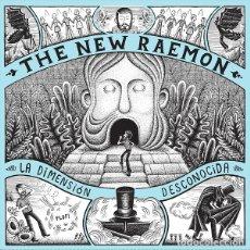 Discos de vinilo: LP THE NEW RAEMON LA DIMENSION DESCONOCIDA VINILO. Lote 26837361
