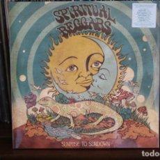 Discos de vinilo: SPIRITUAL BEGGARS - SUNRISE TO SUNDOWN - LP INSIDE OUT 2016 NUEVO + POSTER + CD, PORTADA DESPLEGABLE. Lote 159363210