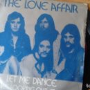 Discos de vinilo: SINGLE (VINILO) DE THE LOVE AFFAIR AÑOS 70. Lote 159373978