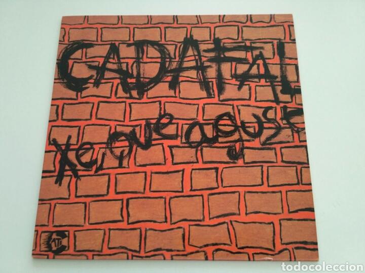 CADAFAL - XE QUE AGUST (Música - Discos de Vinilo - Maxi Singles - Étnicas y Músicas del Mundo)