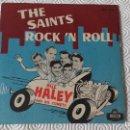 Discos de vinilo: EP DEL CANTANTE NORTEAMERICANO DE ROCK AND ROLL, BILL HALEY. Lote 159376126