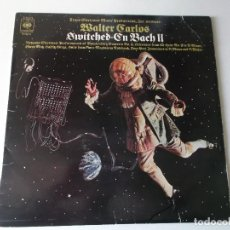 Discos de vinilo: SWITCHED-ON BACH II WALTER CARLOS CBS 1974. Lote 159380710